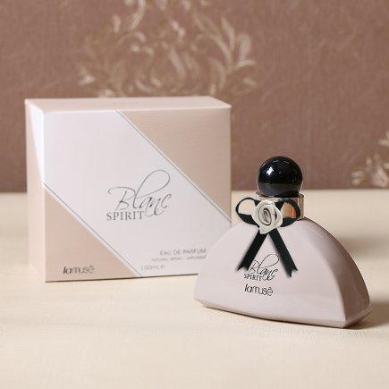 ادو پرفیوم زنانه لاموس مدل Blanc spirit حجم 100ml