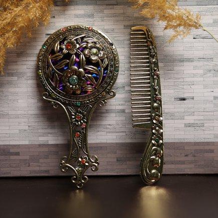 ست آینه و شانه سلطنتی کد 4261