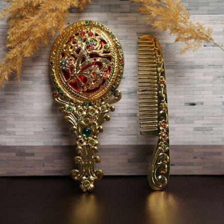 ست آینه و شانه سلطنتی کد 4262