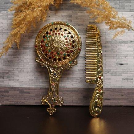 ست آینه و شانه سلطنتی کد 4265