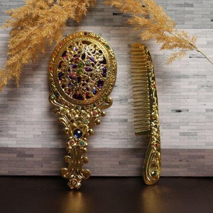 ست آینه و شانه سلطنتی کد 4266