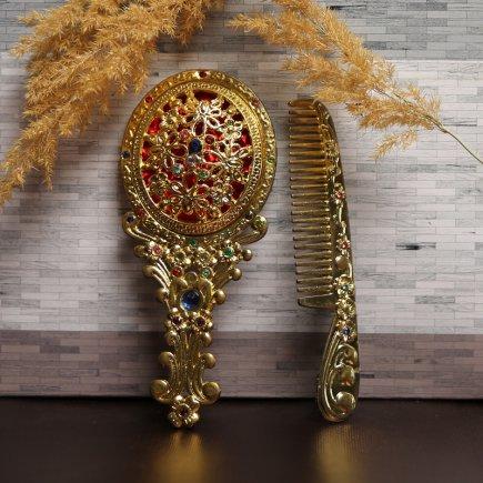 ست آینه و شانه سلطنتی کد 4269
