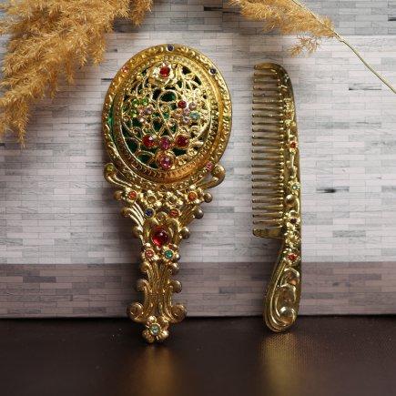 ست آینه و شانه سلطنتی کد 4280