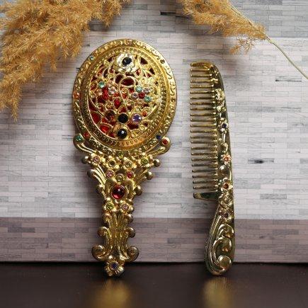ست آینه و شانه سلطنتی کد 4285