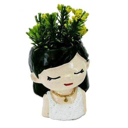 گلدان طرح عروس کد 4419