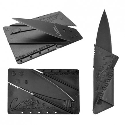 چاقوی سفری سینکلر با روکش فلزی دسته مدل 2018