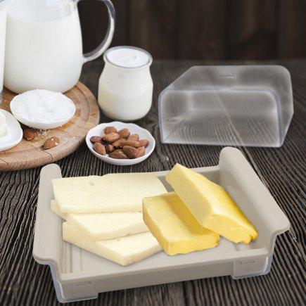 ظرف کره و پنیر آریسام کد 4629