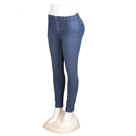 شلوار جین زنانه کد 4661 سایز 32