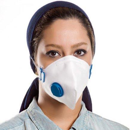 ماسک فیلتر دار  کد 4702