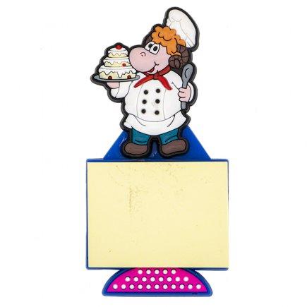 مگنت و کاغذ یادداشتی کد 4738