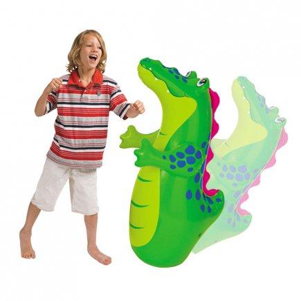 کیسه بوکس کودکان مدل تمساح