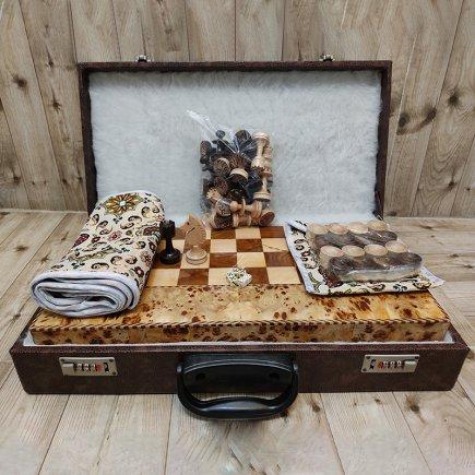 تخته نرد و شطرنج کد 4936