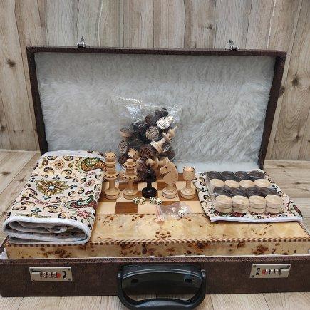 تخته نرد و شطرنج کد 4937