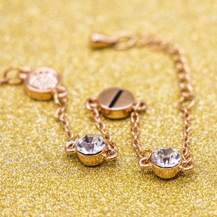 دستبند زنانه کد 4952