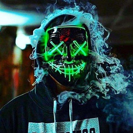 ماسک ال ای دی  کد 4968