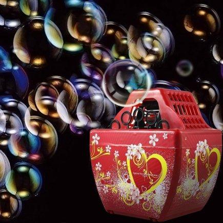 دستگاه حباب ساز برقی کودک Double Wheel کد5033