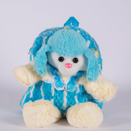 کوله پشتی عروسکی مدل سگ  193