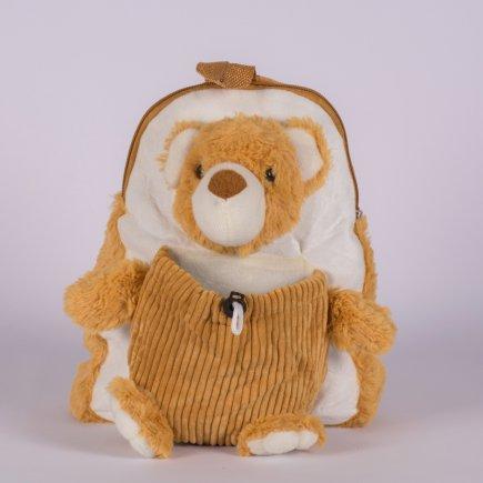 کوله پشتی عروسکی مدل خرسی