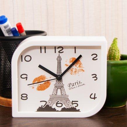 ساعت زنگ دار طرح پاریس کد 5306