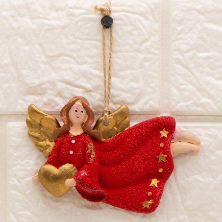 آویز مجسمه فرشته کد 5351
