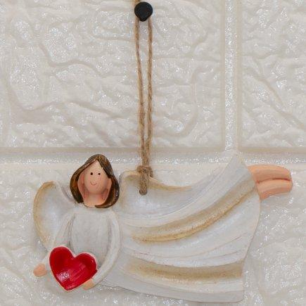 آویز مجسمه طرح فرشته کد  5361
