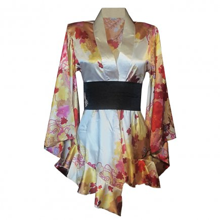 لباس خواب زنانه مدل کیمونو کد 01
