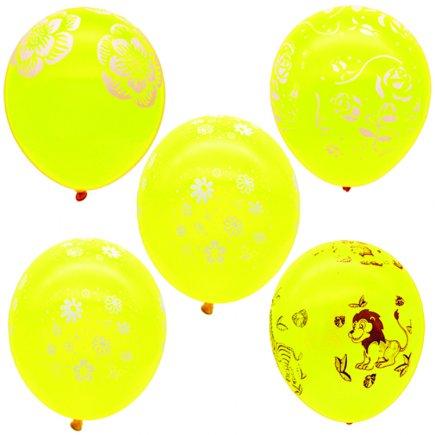 بادکنک بیگ بالون بسته 5 تایی کد 5417