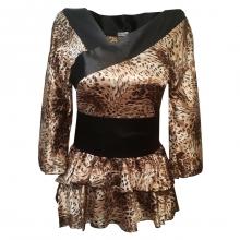 لباس خواب زنانه مدل Tiger کد 5495