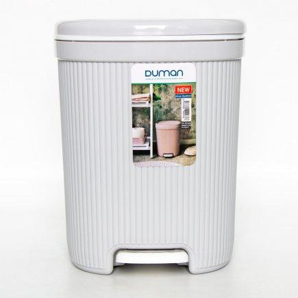 سطل زباله پدالی دومان کد 5575