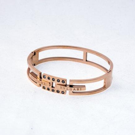 دستبند بولگاری طرح الماس