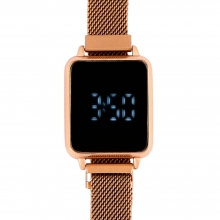 ساعت دیجیتال لمسی زنانه کد 5762