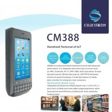 ترمینال جمع آوری اطلاعات PDA, کارت خوان HF 13.56Mhz, کارت خوان RFID