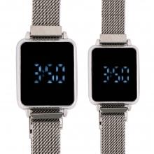 ست 2 عددی ساعت دیجیتال لمسی مردانه و زنانه کد 5837
