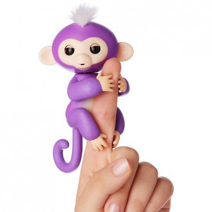 ربات بچه میمون انگشتی Fun monkey