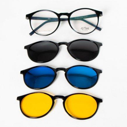 فریم عینک طبی اوزن کد 313/3 به همراه 3 کاور