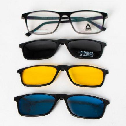 فریم عینک طبی ریبوک کد 6186 به همراه 3 کاور