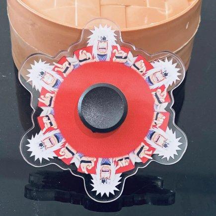 اسپینر دستی مدل انیمه ناروتو جیرایا