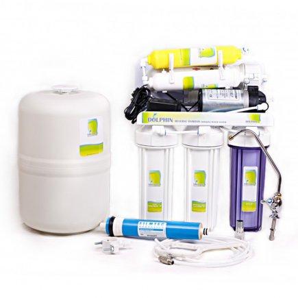 دستگاه تصفیه آب خانگی شش مرحله ای اﺳﻤﺰ ﻣﻌﮑﻮس (RO SLIM)