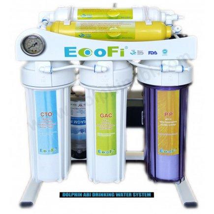 دستگاه تصفیه آب خانگی شش مرحله ای اﺳﻤﺰ ﻣﻌﮑﻮس (RO ECOFI)