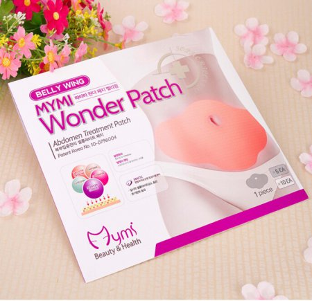 چسب زیبایی ولاغری wonder patch