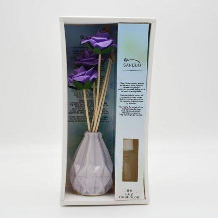 خوشبو کننده هوا مدل سه گل