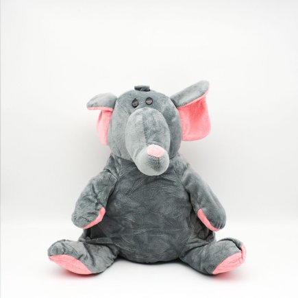 کوله پشتی عروسکی مدل فیل