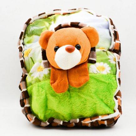 کوله پشتی کودک مدل خرس کد 1678