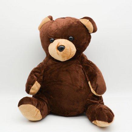 کوله پشتی عروسکی طرح خرس کد 1684
