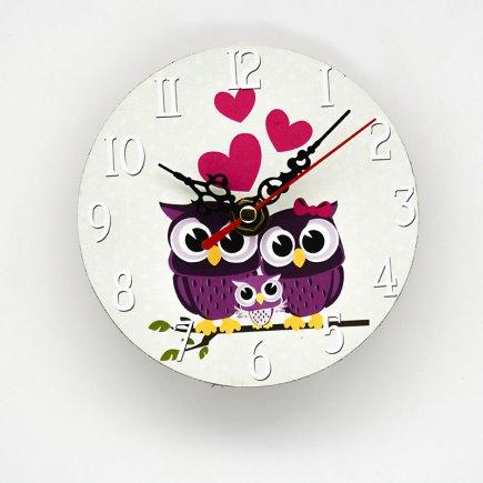 ساعت رومیزی جغد کد 1835