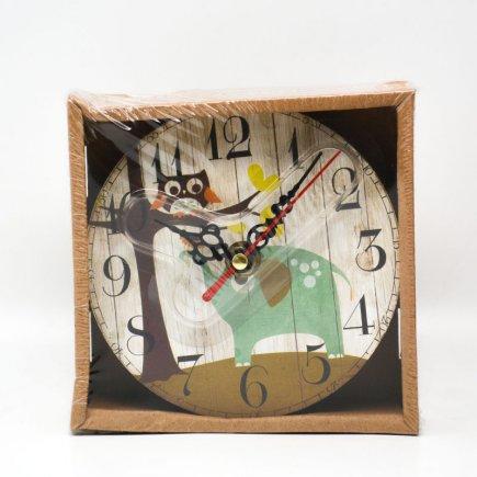 ساعت رومیزی جغد
