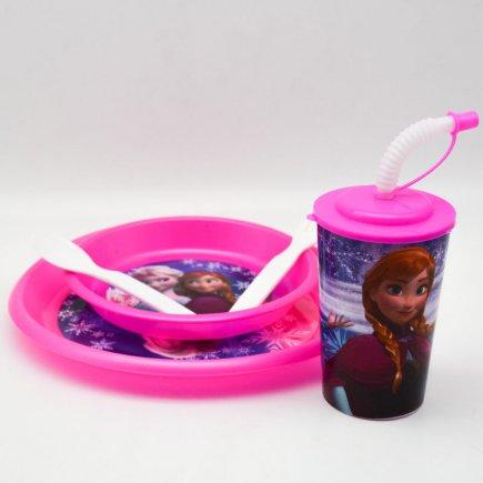 ست غذاخوری کودک  Frozen