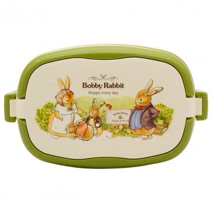 ظرف غذای کودک بابی رابیت مدل 2-1604
