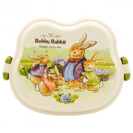 ظرف غذای کودک بابی رابیت مدل 2-pp120