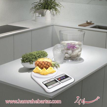 ترازو آشپزخانه دیجیتالی